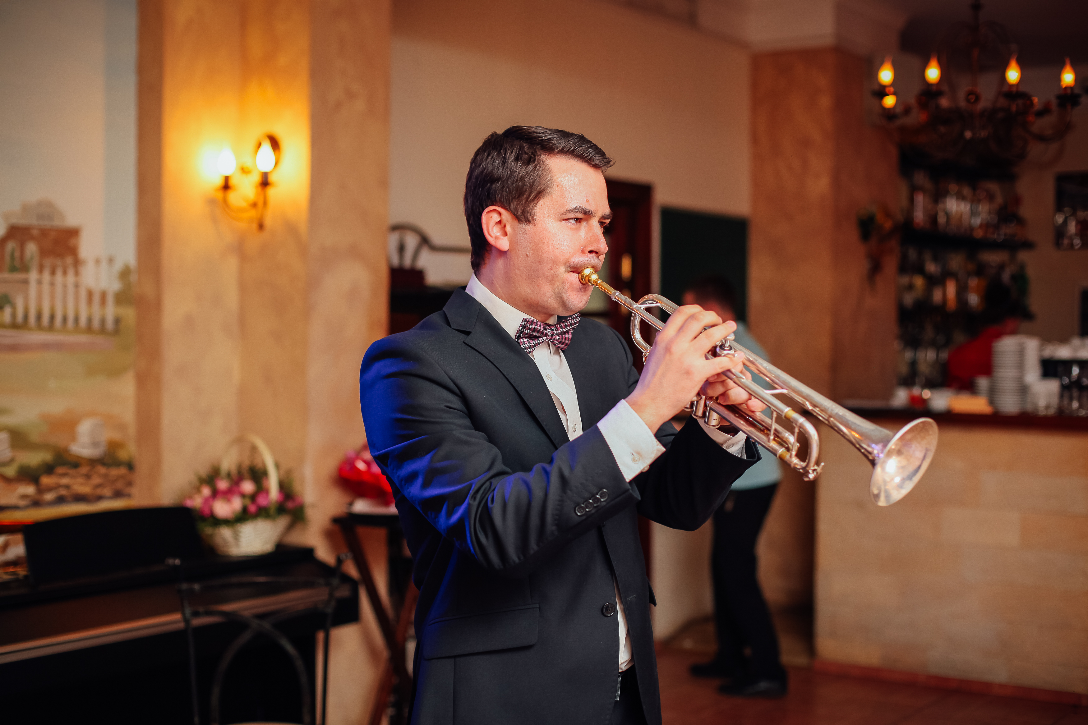 Евгений Алимов диджей, труба