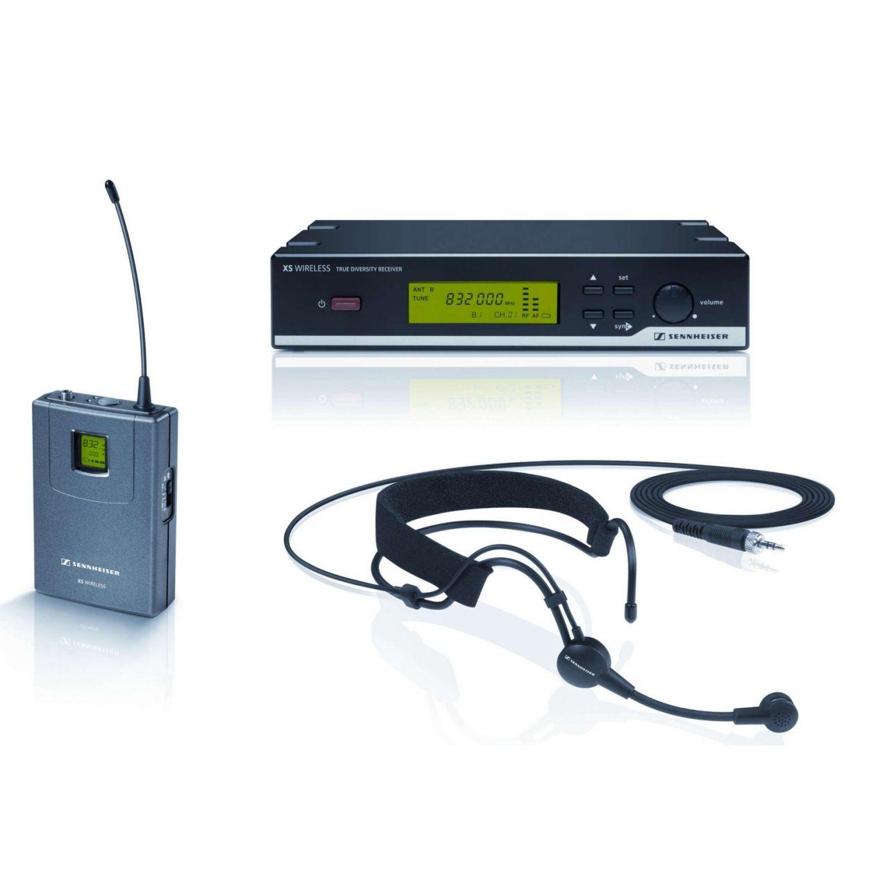 Радио микрофон (свободные руки)