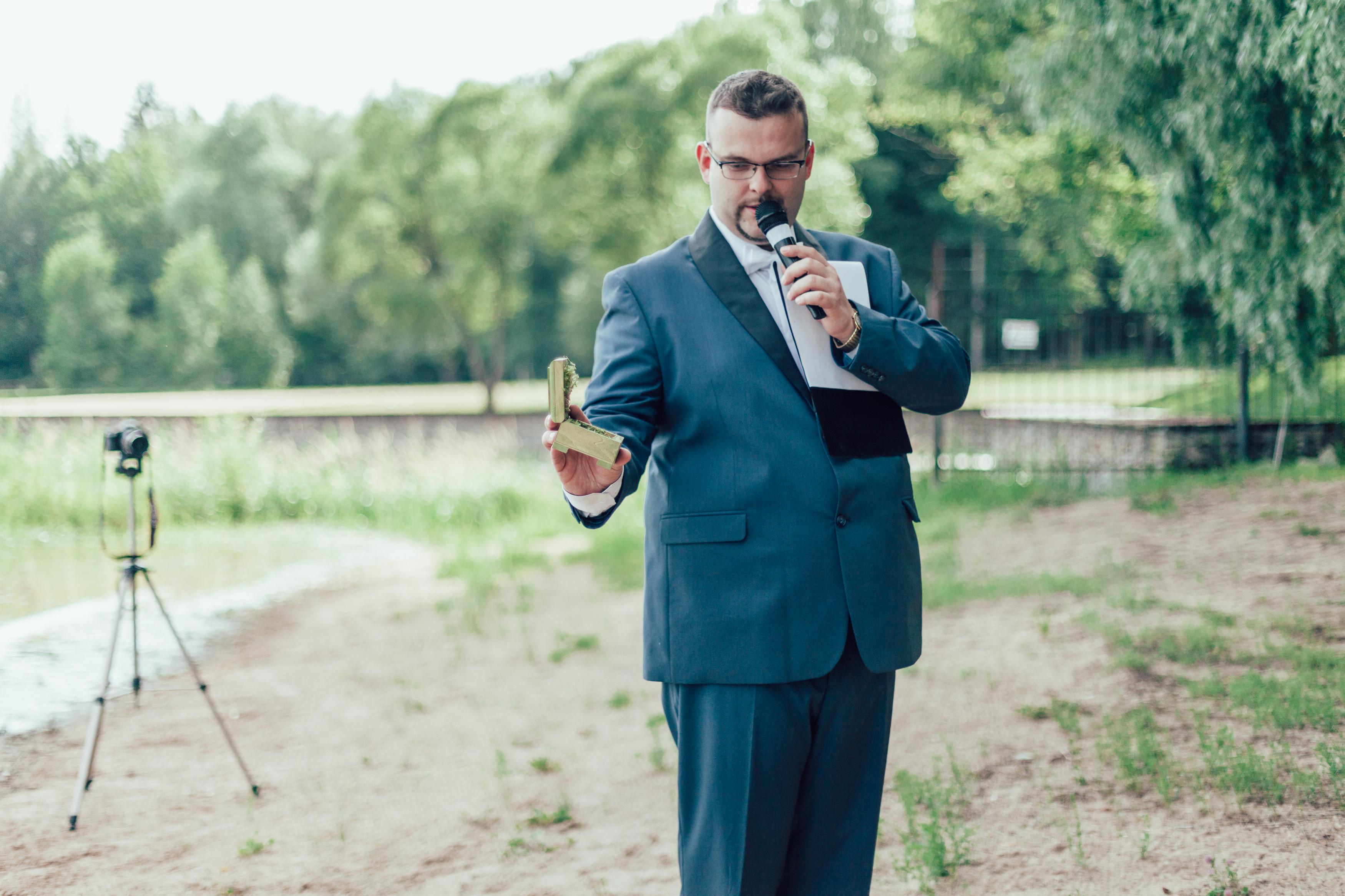 Василий Нефедов - ведущий, вокалист