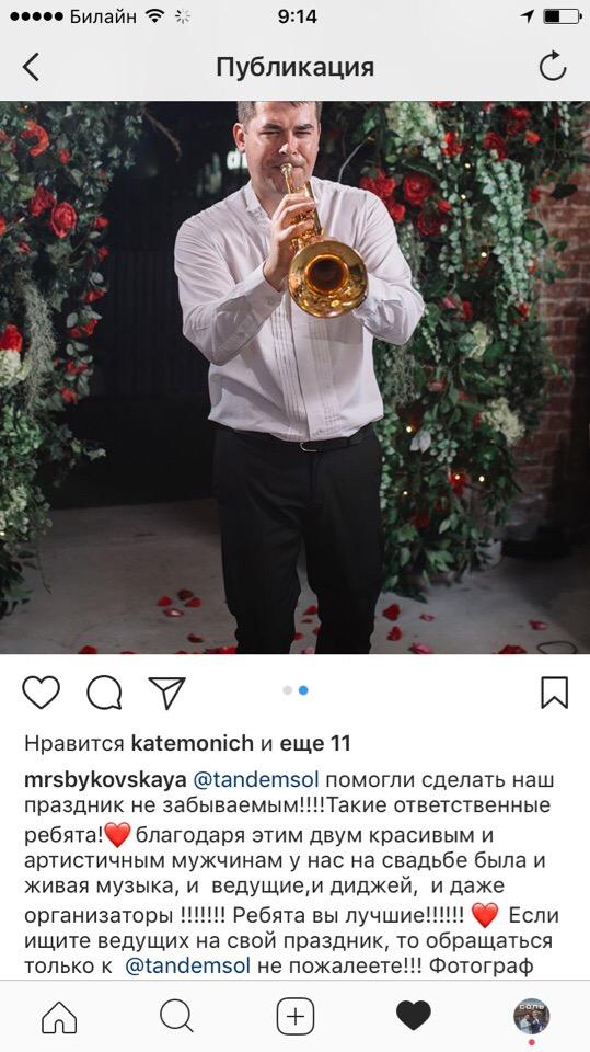 """Тандем """"СОЛЬ"""""""