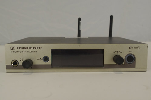 Sennheiser EW Wireless Receiver and handheld