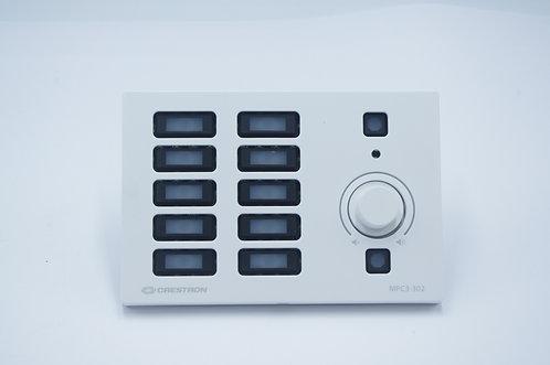 Crestron MPC3-302-W  3-Series® Media Controller