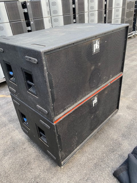 PK Sound CS800 Subwoofer