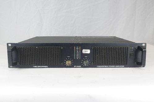 Lab Gruppen FP6400 power amplifier
