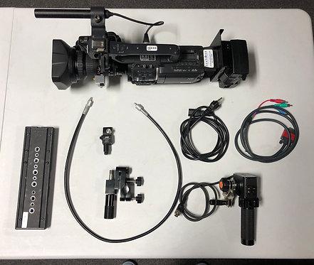JVC GY-HD 100u HD720p ProHD DV Camera