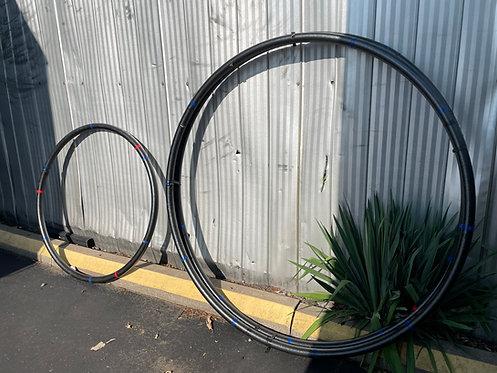 """Circle Pipe, 2"""" - 4' diameter"""