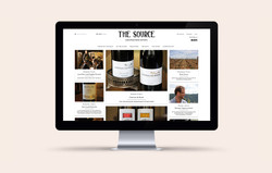 The Source Imports Website