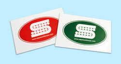 Seymour Duncan Promotional Stickers