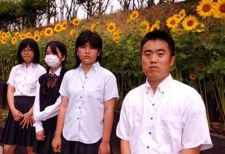 本校でも福島県でのプロジェクトが