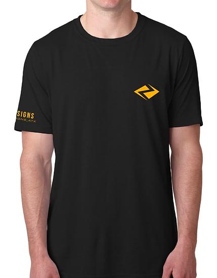 Special Edition T-shirts Men- Unisex (bk/y)