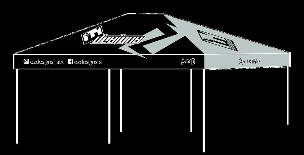 Custom Tent 10' x 20'