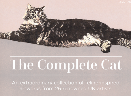 The Complete Cat - From The Society Of Feline Artists