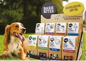To Celebrate National Dog Day - Give Them A Real Treat With Bark Bites - Healthy, Tasty and Nutritio