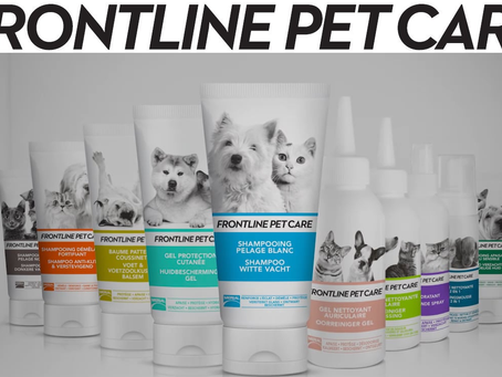 Frontline Pet Care Shampoo - the best on the market?