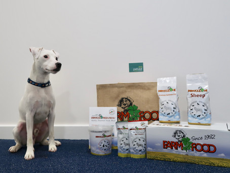 Farm Food - 100% Holistic and Natural Menu For Dogs