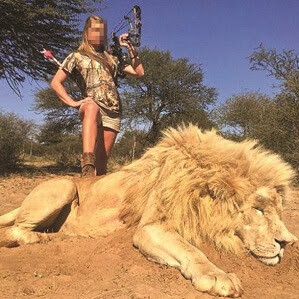 Born Free urges ban on UK trophy hunting imports - sign the petition NOW!