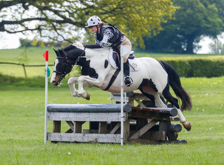 Success for Maddy and Rosie in BRC competitions!