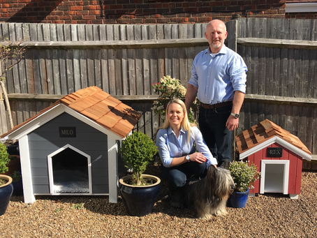 Introducing Quarters of Sussex Ltd - high quality, bespoke kennels and garden rooms