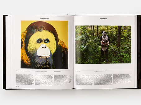 Looking for a Christmas gift for an animal loving reader? Check out the latest release from Phaidon