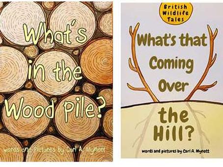 British Wildlife Tales - New Children's Books