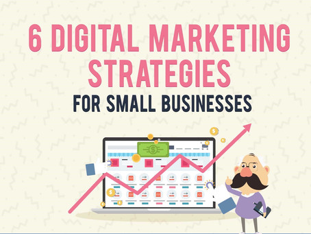 Drive Your Business Growth in 2020 - Digital Marketing Strategies