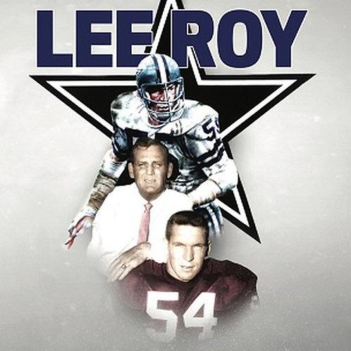 SALE BOOK My Story of Faith, Family, and Football by Lee Roy Jordan