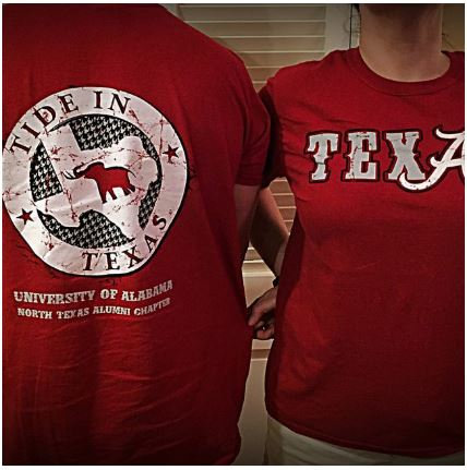 SALE Texas t-shirt