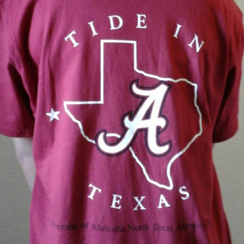 SALE Bama in Texas T-shirt