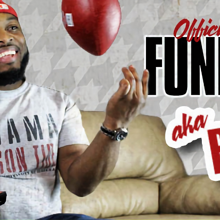 Comedian Funnymaine Johnson is coming to Texas!