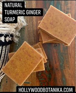 Ginger-Turmeric
