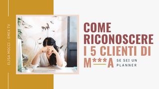 Come riconoscere i 5 clienti peggiori per un Wedding Planner