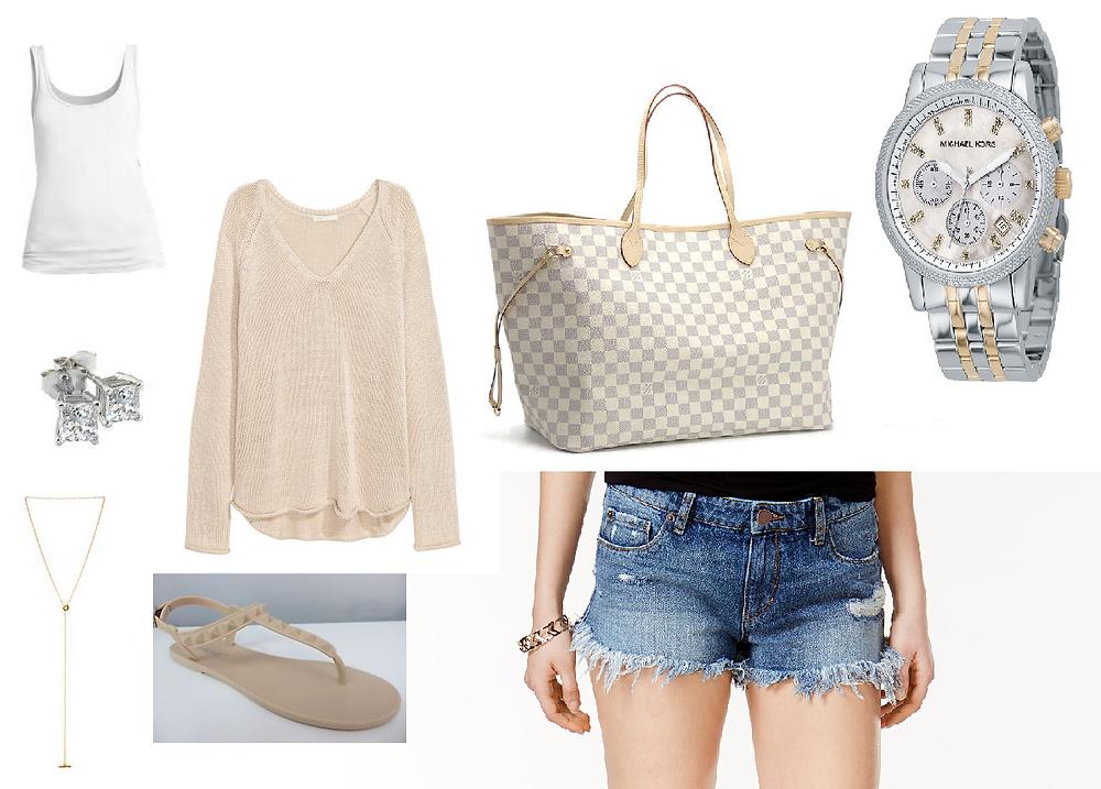 Basic, but Cute outfit idea