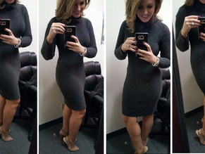 Sweater Dresses Continued...