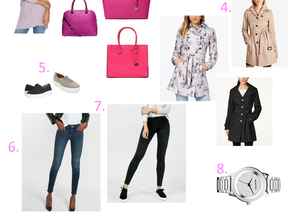 Valentine's Day Outfit + Essentials you can wear into Spring!