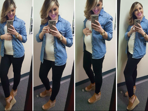Casual Fridays and all about these wedges