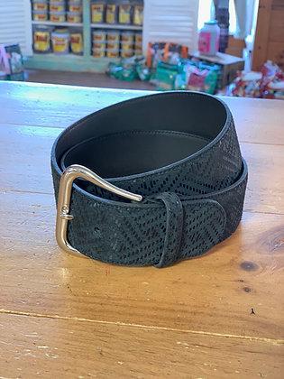 Tailored Sportsman Leather Belt -L