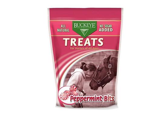 Buckeye Peppermint Bits 1lb