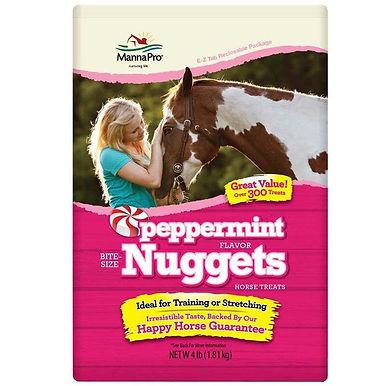 Manna Pro Peppermint Nuggets 4lb