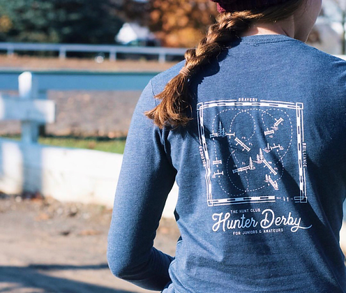 Hunt Club Hunter Derby Long Sleeve