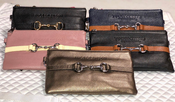 Tucker Tweed Wristlets