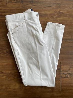 B Vertigo Knee Patch Breeches - 32