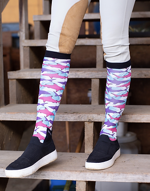 Dreamers N Schemers Boot Socks