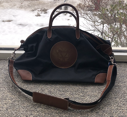 Tucker Tweed Tryon Travel Overnight Bag