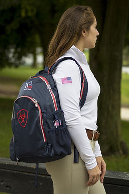ARIAT Ring Backpack