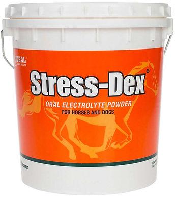 Stress-Dex Electrolytes
