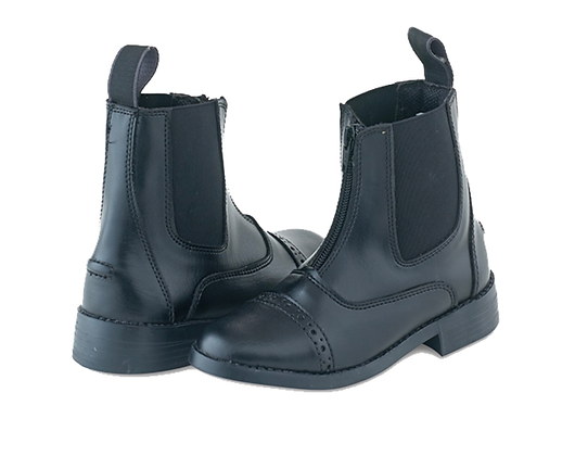 Equistar Kids Paddock Boots