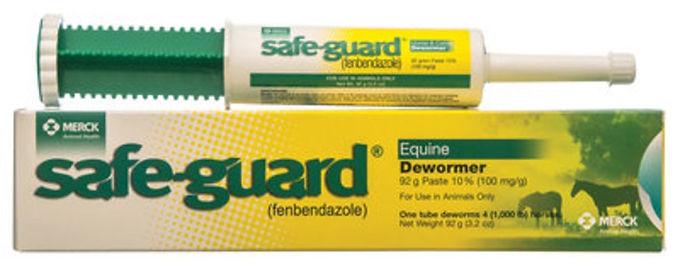 Safe-Guard Wormer