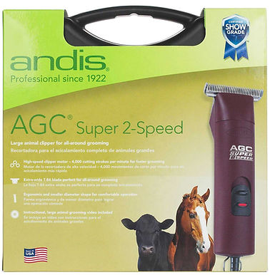 Andis Pro Clippers Super 2 with T84