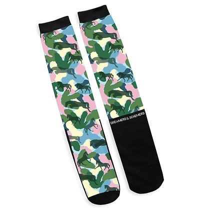 Dreamer&Schemers Boot Socks