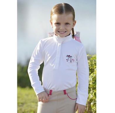 Belle & Bow Kids Show Shirt